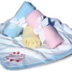 Fleece Baby Blankets