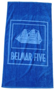 Phantom Beach Towel