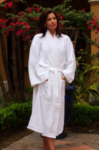 Shawl Colar Robe
