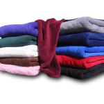 Corel Fleece Blanket