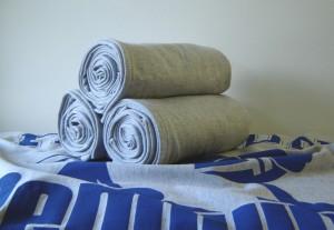 Sweat Shirt Fleece Blankets